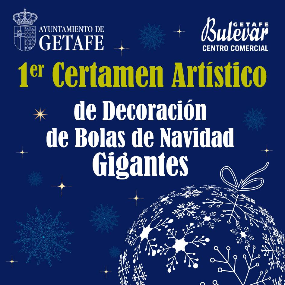 Servicio de comunicacion ayuntamiento de getafe - Bolas navidad gigantes ...