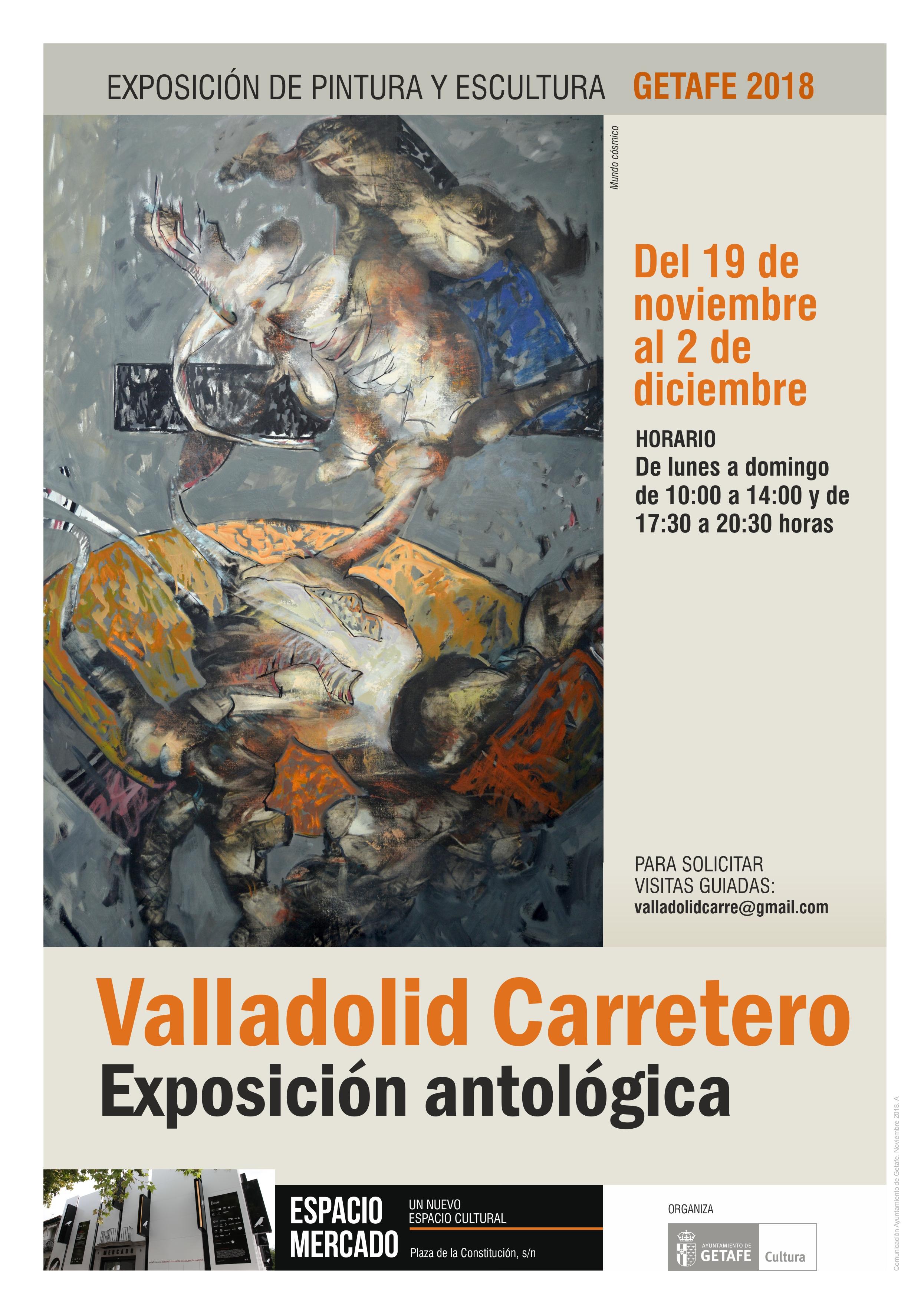 Exposición Valladolid Carretero