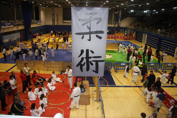 I Festival de Judo Infantil