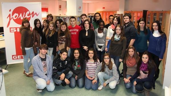 Red de puntos de información juvenil de Getafe Enrédate