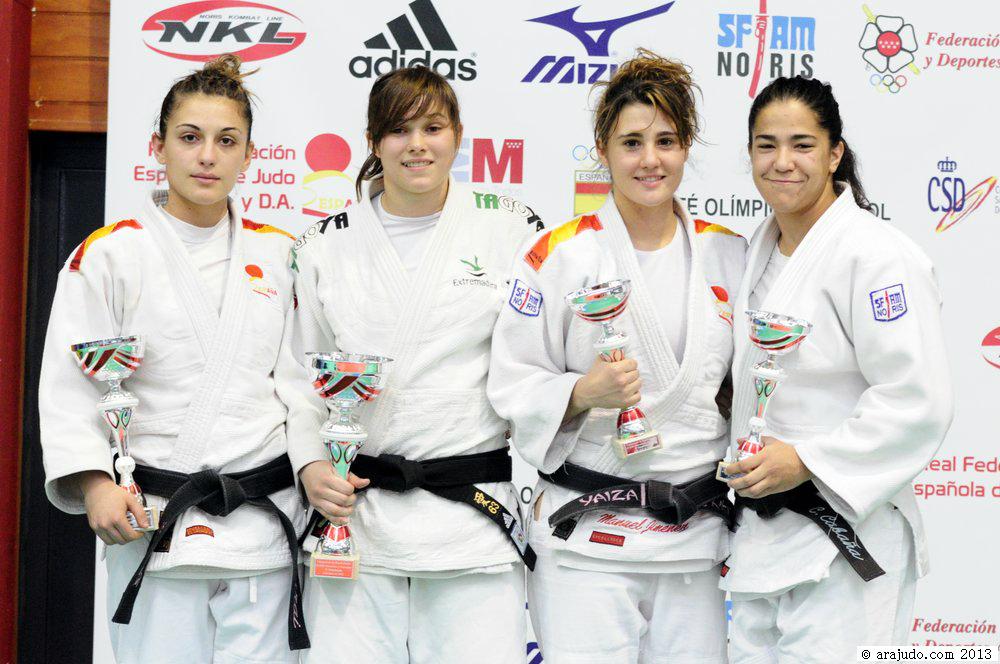 Yaiza Jiménez, medalla de bronce.