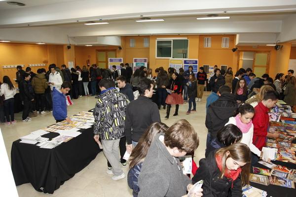II Feria Orientación 'Crea tu futuro'