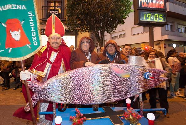 Entierro de la sardina Carnaval 2013