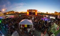 Panorámica del campus de Getafe de la Universidad Carlos III, donde se celebra el festival Cultura Inquieta