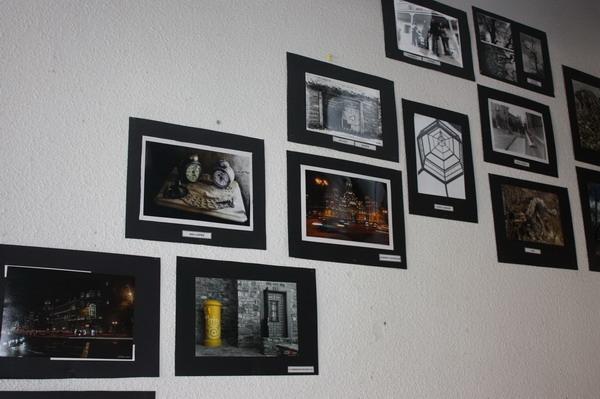 Exposición jóvenes fotógrafos locales Casa de la Juventud