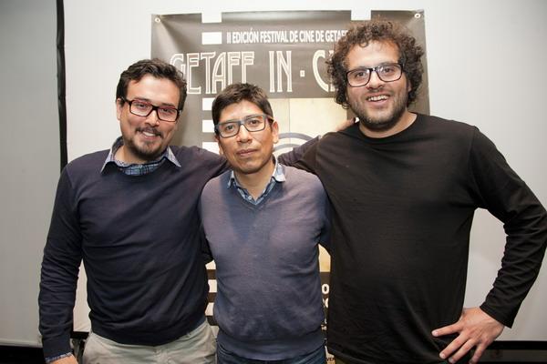 Representantes de Perú, país invitado al Festival Getafe In-Cinema.