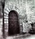 Imagen de la puerta lateral de la Catedral Santa María Magdalena, de José Ramos