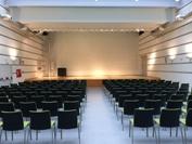 Auditorio del nuevo Centro Cultural Julián Marías.
