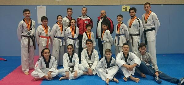 club taekwondo getafe