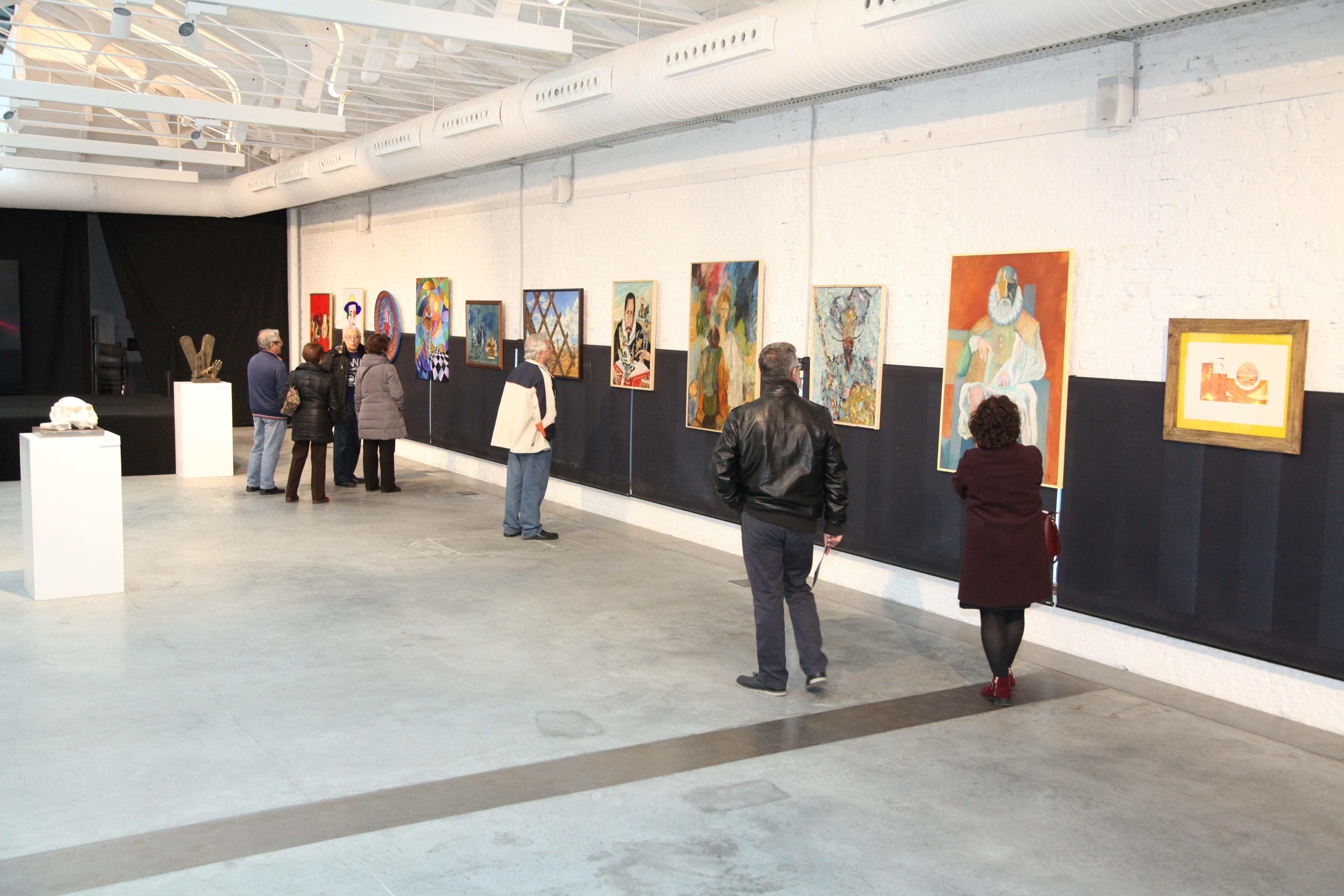 Foto de archivo Espacio Mercado