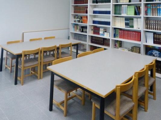 Sala de lectura Perales del Río