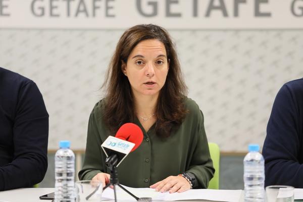 Rueda de prensa previa al Pleno