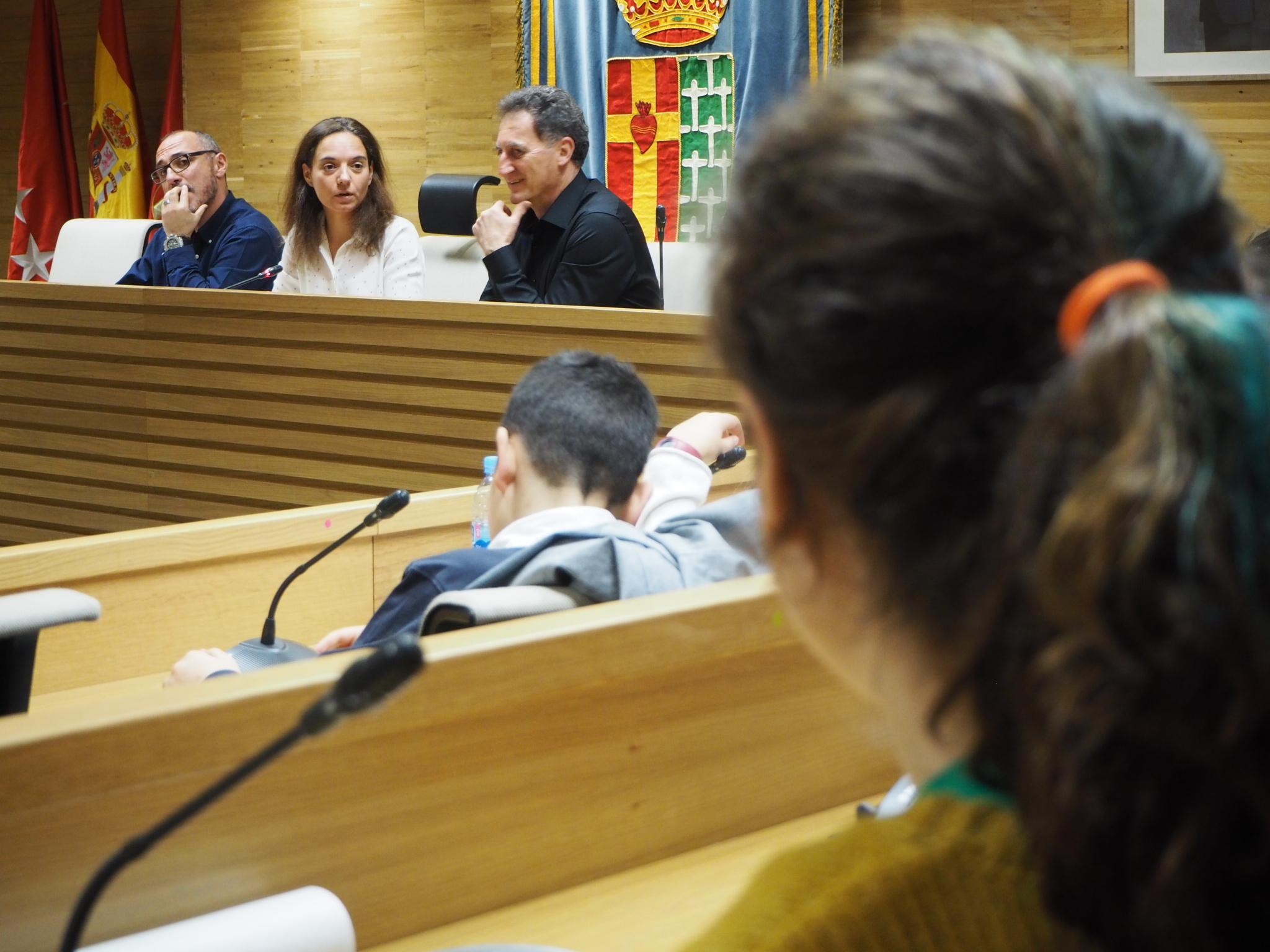 opiniones chicas cam salida en Getafe