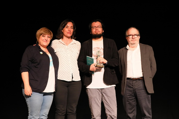 Rodinás premio Margarita Hierro