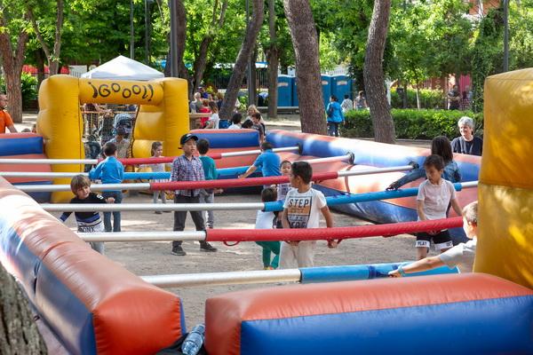 Actividades para los más pequeños en el Parque Lorenzo Azofra