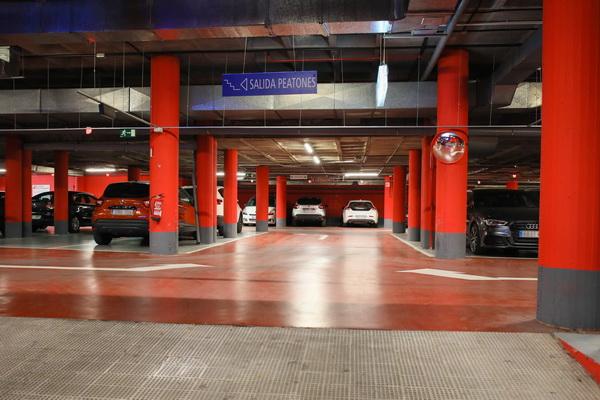 parking Ayuntamiento aparcamiento