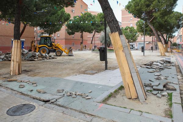 Plaza Las Margaritas