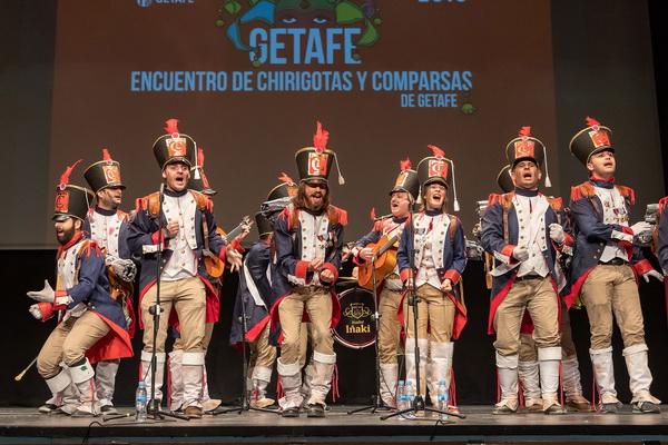 Encuentro de Chirigotas y Comparsas de Getafe