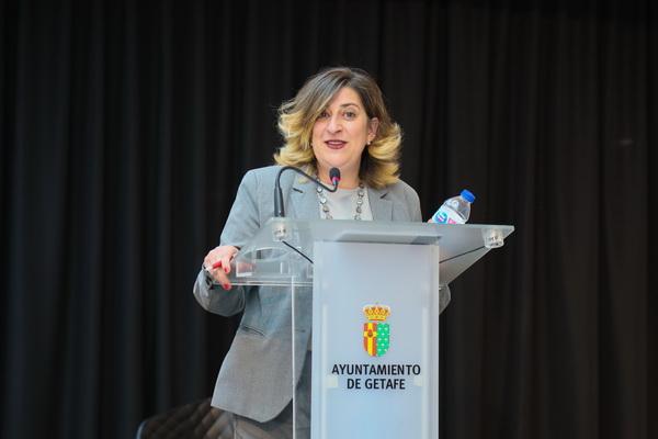 Intervención de Nieves Sevilla, concejala de Desarrollo Económico