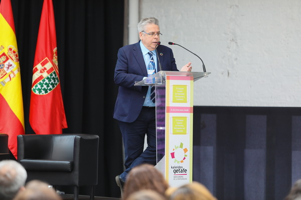 Ignacio Sánchez, secretario de Estado de Política Territorial del Ministerio de Política Territorial y Función Pública