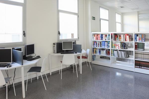 Sala de Estudio Biblioteca Getafe Norte