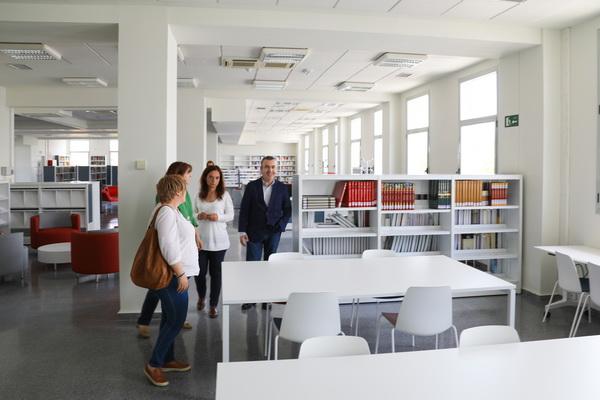 Biblioteca Getafe Norte