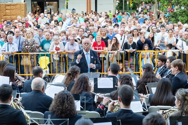 Concierto de la Banda de Música de Getafe