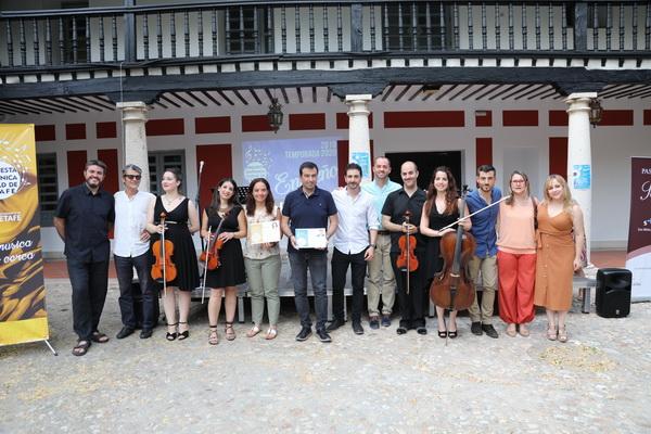 Presentación abono temporada Orquesta Sinfónica